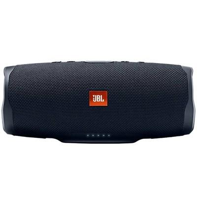 Jbl - Charge 4 Waterproof Bluetooth Speaker - Black