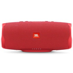 Jbl - Charge 4 Waterproof Bluetooth Speaker - Red