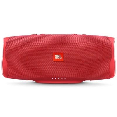 Jbl - Charge 4 Waterproof Bluetooth Speaker - Red