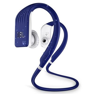 Jbl - Endurance Jump Waterproof In Ear Bluetooth Headphones - Blue