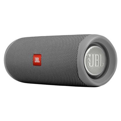Jbl - Flip 5 Waterproof Bluetooth Speaker - Grey