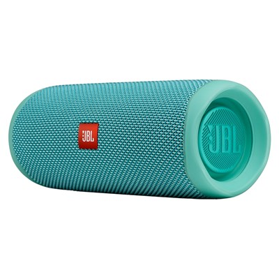 Jbl - Flip 5 Waterproof Bluetooth Speaker - Teal