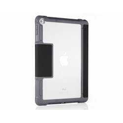 Apple STM dux Rugged Folio Case - Black