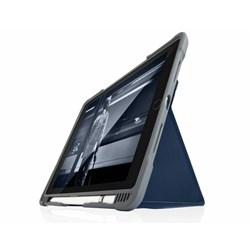 STM dux plus duo iPad case 5th & 6th gen case - 2018 - midnight blue
