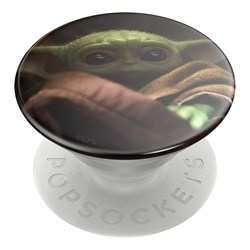 Popsockets - Popgrips Licensed Swappable Device Stand And Grip - Baby Yoda