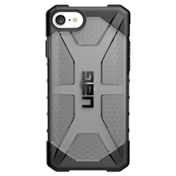 Apple Compatible Urban Armor Gear Plasma Case - Ash And Black  112043113131