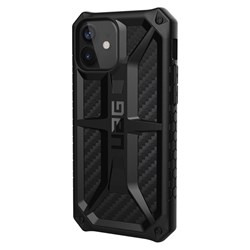 Apple Compatible Urban Armor Gear Monarch Case - Carbon Fiber  112351114242