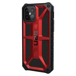 Apple Compatible Urban Armor Gear Monarch Case - Crimson And Black  112351119494