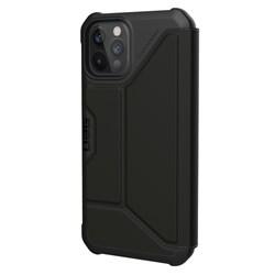 Apple Compatible Urban Armor Gear (uag) - Metropolis Folio Wallet Case - Black  112356113840