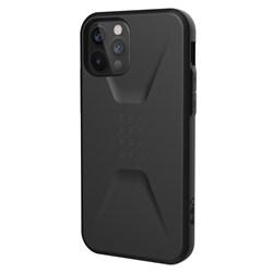 Apple Compatible Urban Armor Gear (uag) - Civilian Case - Black  11235D114040