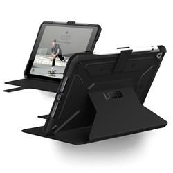 Urban Armor Gear (uag) - Metropolis Case With Hand Strap For Apple Ipad 10.2 - Black
