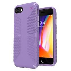 Apple Speck Presidio Grip Case - Marabou Purple And Plum 136210-9138