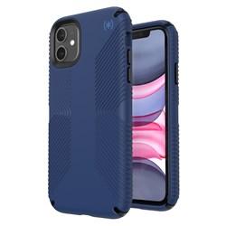 Apple Speck Presidio Grip Case - Coastal Blue And Black 136489-9128