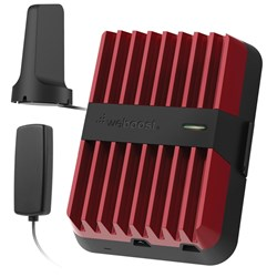 Weboost - Drive Reach Cellular Signal Booster - Red And Black