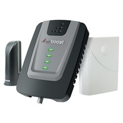 Weboost - Home Room Cellular Signal Booster Kit - Gray And Black