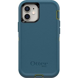 Apple Otterbox Defender Rugged Interactive Case and Holster - Teal Me Bout It 77-65355