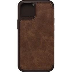 Apple Otterbox Strada Leather Folio Protective Case - Espresso Brown 77-65372
