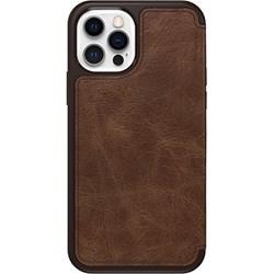 Apple Otterbox Strada Leather Folio Protective Case - Espresso Brown 77-65421