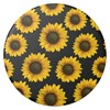 Popsockets - Popgrips Icon Swappable Device Stand And Grip - Sunflower Patch Image 1