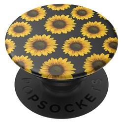 Popsockets - Popgrips Icon Swappable Device Stand And Grip - Sunflower Patch