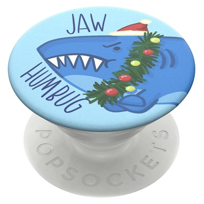 Popsockets - Popgrips Icon Swappable Device Stand And Grip - Jaw Humbug