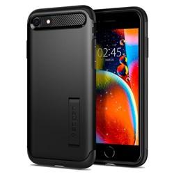 Apple Compatible Spigen Slim Armor Case - Black