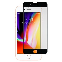 Gadget Guard - Black Ice Cornice Flex Screen Protector For Apple iPhone 7 plus and iPhone 8 plus - Clear
