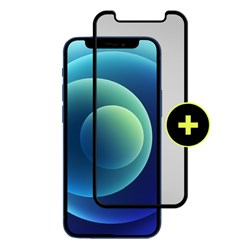 Gadget Guard - Black Ice Plus Flex Screen Protector For Apple iPhone 12 Mini - Clear