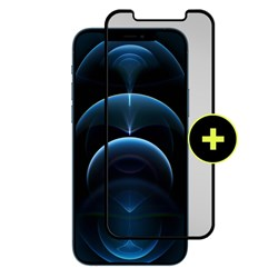 Gadget Guard - Black Ice Plus Flex Screen Protector For Apple iPhone 12 and 12 Pro - Clear