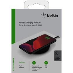 Belkin - Wireless Charging Pad 10w - Black