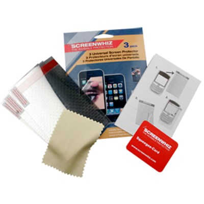Universal Mirror Screen Protectors - 3 Pack 10184NZ