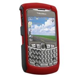 Blackberry Compatible Vertex Case - Red  10641NZ