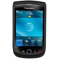 Blackberry Compatible Premium Rubberized SnapOn Cover - Black 11014NZ