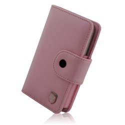 Swiss Leatherware Bank - Pink  11051NZ