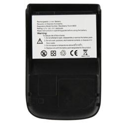 Naztech 2800mAh Extended  Battery with Door  11109NZ