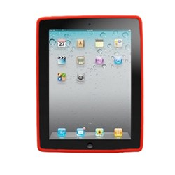 Apple Compatible Naztech Premium Silicone Case - Red 11374NZ