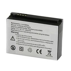 Blackberry Compatible Naztech Extended Battery and Door  10140NZ