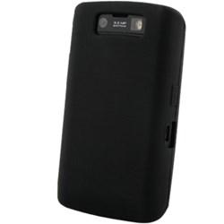Blackberry Compatible Naztech Silicone - Black  10319NZ
