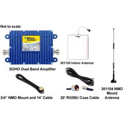 Wilson SOHO Ambulance Signal Amplifier Kit  841295
