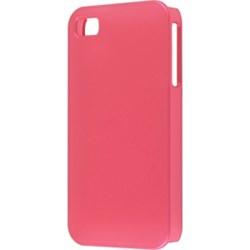 apple iphone 4 cdma color click case salmon pink 396864