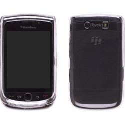 Blackberry Compatible Premium Snap-On Case - Clear  359765