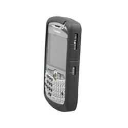 Blackberry Compatible Naztech Silicone Cover - Black  9956NZ