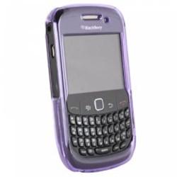 Blackberry Compatible Protective Shield - Purple  BB8520COVLPU