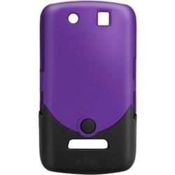 Blackberry Compatible Luxe Case - Grape and Black   BLKBRY95STGRPBLK