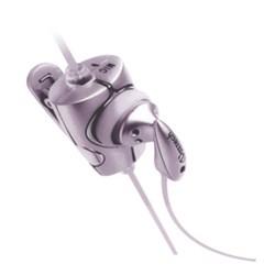 Naztech N55 EarPro Headset  with PTT - Purple  N55-8286