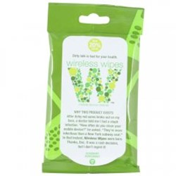 Anti-bacterial Cell Phone Wipes  WIREWIPES