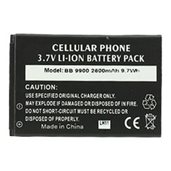 Blackberry Compatible Extended Lithium-Ion Battery  B4-BB9900-XT