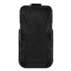 Apple Compatible Seidio ACTIVE Combo Case and Holster - Black  BD2-HK3IPH4V-BK