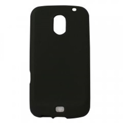 Samsung Compatible Silicone Gel Cover - Black SILI515BK