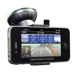 Apple Compatible Just Mobile Xtand Go - Windshield or Dashboard Mount  ST-169A